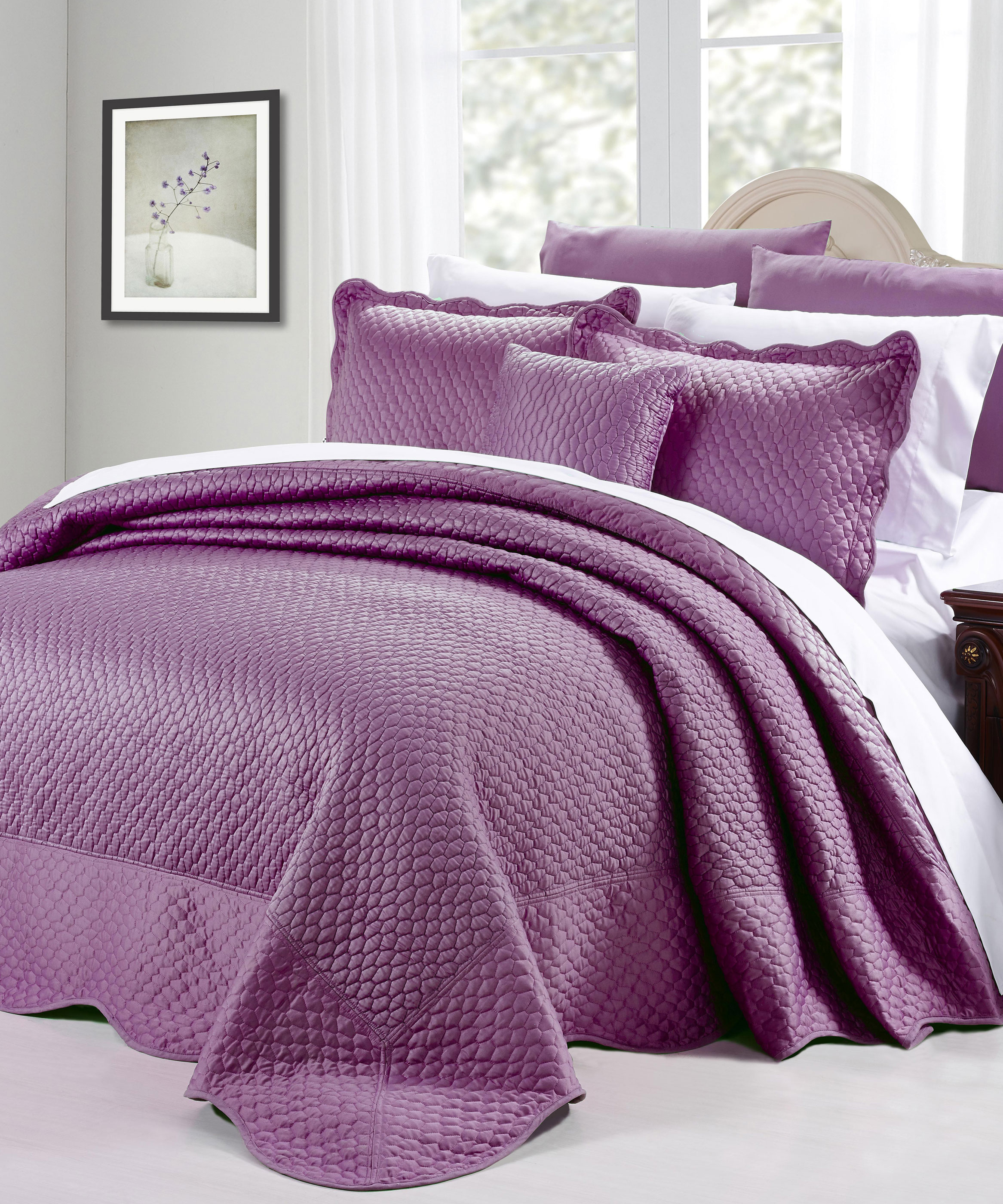 dreadedple dreaded and solid photo bedding nursery bed conjunction gold sheets sets set king uk quilt purple in comforter size beddings